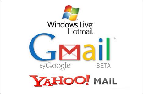 Gmail es el servidor de correo más utilizado